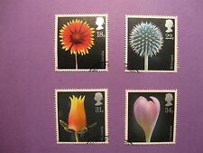 1987 Flower Photographs Very Fine Used 3580