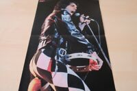 BP938 Bravo - Poster - Queen - Freddie Mercury - ca. DIN A3 198?