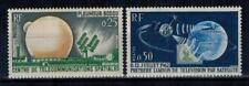 (a14)  timbres de France n° 1360/1361 neufs** année 1962