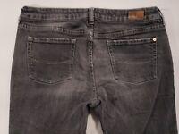 """Bullhead Size 13 Reg x 31"""" L Venice Skinny Dark Wash Stretch Denim Womens Jeans"""
