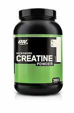 Optimum Nutrition Creatine Powder Unflavored 2000g Bottle (4.4 lbs)