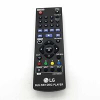 LG DVD Blu-ray Player Remote Control For BP240 BP250 BP350