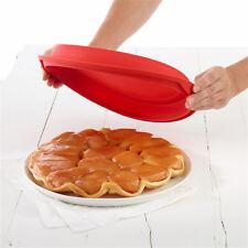"Lekuè: ""Duo silicone ceramicsTarte tatin moule à gâteau céramique/siliconeplum"