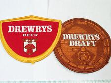 Drewerys & Dewerys Draft Beer Large Jacket Patch