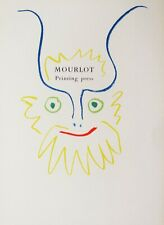 PICASSO - ORIGINAL MOURLOT LITHOGRAPH 1964 -  FREE SHIP IN US  !!!