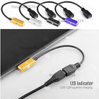 LED MAGNETIC Charger To Micro USB CHARGING CABLE For SONY Z1 Z2 Z3 Compact