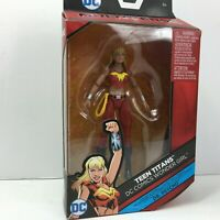 "Mattel DC Comics Multiverse Teen Titans Wonder Girl 6"" Action Figure"