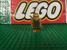 LEGO Lloyd Golden Ninja Minifigure! From LEGO Ninjago! Authentic! NICE!