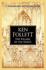 Ken Follett THE PILLARS OF THE EARTH CD *FAST Ship*