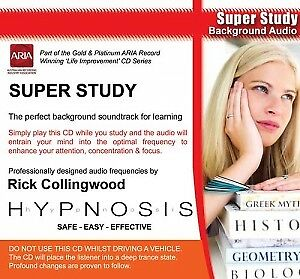 Hypnosis - Super Study (CD) Rick Collingwood