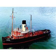 Caldercraft Joffre Tyne Tug Model Boat Kit Suitable For R/C 7000