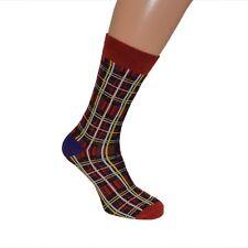 Scottish TARTAN SOCKS Royal Stewart Scotsman Christmas Birthday Present Gift