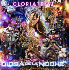 Gloria Trevi CD NEW La Diosa De La Noche *NEW* ORIGINAL iTEMS! NOW SHIPPING!