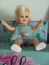 "8""  Deluxe Reading Suzy Cute Baby Doll in Original Outfit, Hairbow & Ginny Shoes"