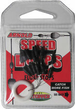 12 Heavy Speed Bumps - bobber stop speed stop float stop slip bobber Slip Knot