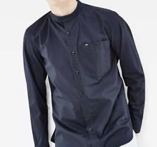 G-Star Raw Sartha Blue Mens Buttoned UK  Small Shirt Snr *ref70