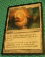 1x Magewright's Stone, LP Dissension, EDH Commander Combo Ability Untap Artifact