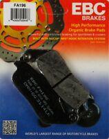 EBC - FA196 - Organic Brake Pads