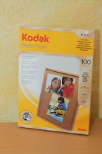 100 Blatt Kodak Photo Papier A4 Glänzend 180g/m² - 165 microns
