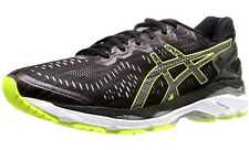 ASICS Gel-kayano 23 Lite Show Mens Black Mesh Athletic Lace up Running Shoes 12