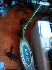 E-200 Razor Scooter (Green)-Local Pickup Only Nyc area