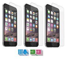 3X Panzerfolie Für iPhone 8 Premium 9H Schutzglas Schutzfolie Displayschutz Klar
