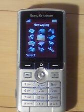 Festival Phone Sony Ericsson K750 - Silver (Unlocked) Mobile Phone