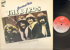 The BYRDS Greatest Hits LP Holland 1976  Turn Turn Turn This Wheel's on Fire