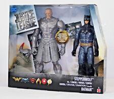 Justice League, Steppenwolf vs Batman, Batman Action Figuren, 2er Pack von DC