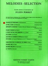 Chanson de printemps de Mendelssohn - Pour Cornet à pistons, Bugle, Trompette...