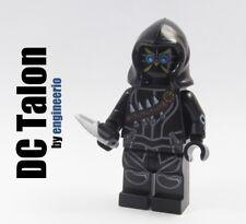 LEGO Custom minifigures -- Talon -- DC batman