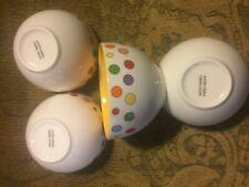 Avon Collectible Set Of 4 Ice Cream Bowls Nib