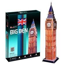CubicFun 3d Jigsaw Puzzle - Big Ben 47 Peices
