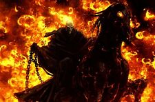 Ghost Rider Poster Length :800 mm Height: 500 mm SKU: 4128