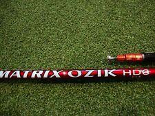 Matrix Ozik HD 6 X Flex Graphite Shaft & Adaptateur Taylor Made R11/R9 / Rbz /