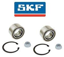 For Mercedes W124 R129 R170 W202 W203 W208 SKF Set Of 2 Wheel Bearing Kits Rear