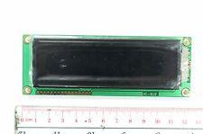 1pc 1602 16x2 HD44780 Character LCD Display Module LCM Black/White (122x44mm)