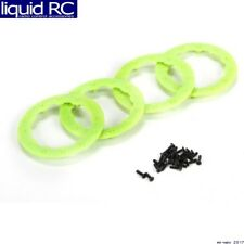 Losi 43008 Beadlock Ring Green w/ Screws 4 : 22SCT