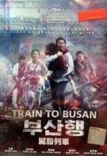Train to Busan Korean Movie DVD with Good English Subtitle
