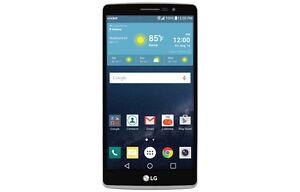 LG G Stylo H634 - 8GB - Metallic Silver (Cricket) Smartphone