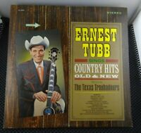 Ernest Tubb Sings Country Hits Old & New (Decca – DL 74772)