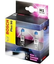 BOSCH H1 PLUS 90 12V 55W P14,5s +90% 4047024448124 2 Stück. ++SONDERPREIS++