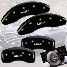 2013-2015 Veloster Turbo Front + Rear Black MGP Brake Disc Caliper Covers 4pc