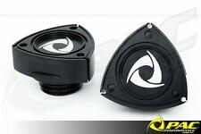 Billet Rotor Oil Cap- Black