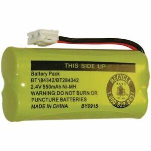 Replacement Battery BT184342 BT284342 AT&T CL80100 CL80109 SL80108 Phones 1-PK