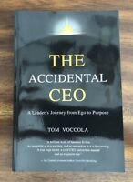 The Accidental CEO by Thomas Voccola (2006, Paperback) FREE SHIPPING