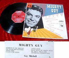 25cm LP Guy Mitchell: Mighty Guy