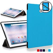 Blue Sky Smart Case Cover Acer Iconia One 10 B3-A30 + Gratis Stilo Schermo Prot.