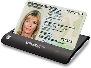 REINER SCT cyberJack RFID Chip-Kartenleser basis | Für den neuen