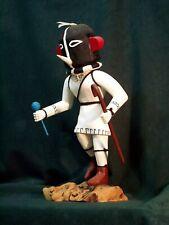 Hopi Kachina Doll - Kokopelli - Vintage Artistry by Gorman David